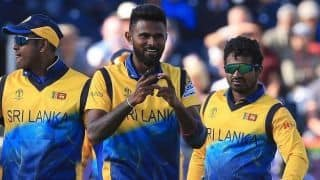 Mzansi Super League: Isuru Udana replaces David Willey as international marquee player for Paarl Rocks