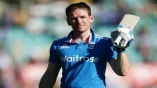 Eoin Morgan admits to enjoying challenges of captaincy