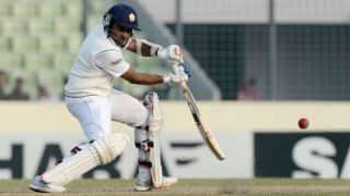 Sri Lanka vs Pakistan Live Cricket score 2nd Test, Day 1 at Colombo (SSC): Mahela Jayawardene dismissed by Saeed Ajmal