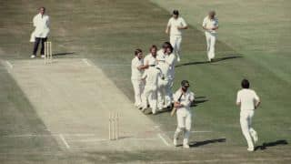 Ashes 1981: Ian Botham performs his second miracle in 12 days, this time at Edgbaston
