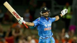 Virat Kohli admits he has learned from past mistakes