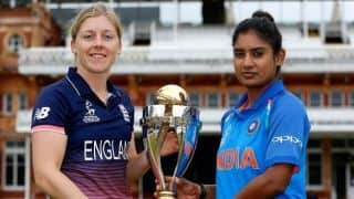 Wankhede Stadium in Mumbai to host 3 ODIs between India women and England