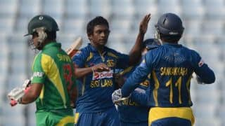 In Photos: Bangladesh vs Sri Lanka