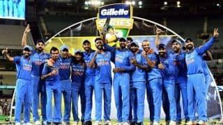 Virat Kohli hails 'amazing tour' as India beat Australia 2-1