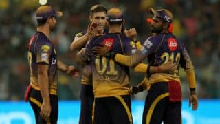 IPL 2017, Kolkata Knight Riders (KKR) vs Sunrisers Hyderabad (SRH), Match 14 at Eden Gardens: PHOTOS