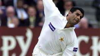 Mudassar Nazar backs Waqar Younis to coach Pakistan