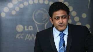 Indian Coach Anil Kumble welcomes Narendra Modi's decision of banning Rs 500, 1000 currency notes