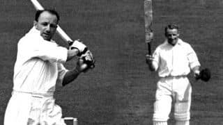 Birthday Special Sir Don Bradman hits century just in 3 overs