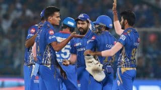With eye on workload management, Mumbai Indians offer rest to players