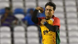 Rashid Khan: Have been keen to play Big Bash League