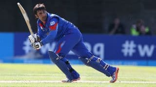 ICC World Cup Qualifiers 2018: Asghar Stanikzai to miss out opening games