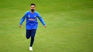 Ind vs NZ Weather Update, Nottingham ICC World Cup 2019, Match 18: Game abandoned due to rain
