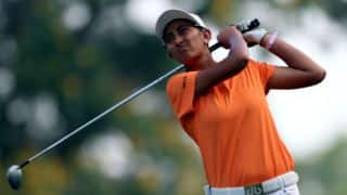 Aditi Ashok finishes T-21 at Lalla Meryem Cup golf tournament