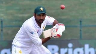 Mohsin Khan wants Sarfraz Ahmed to be relieved from Pakistan Test captaincy
