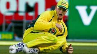 India v Australia 3rd ODI: Steven Smith drops 3rd catch in the series