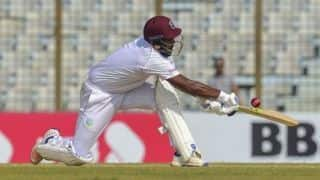 West Indies A lead by 235 at lunch on Day 3
