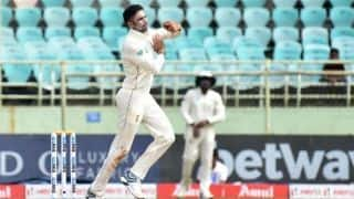 India vs South Africa, 2nd Test: We have to be positive to put pressure on India: Keshav Maharaj