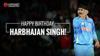 Happy Birthday, Harbhajan Singh; India off-spinner turns 36