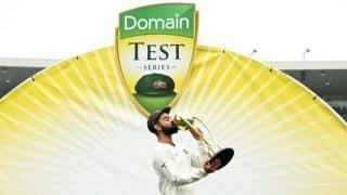 Series win 12 months in making, says 'very proud' Virat Kohli
