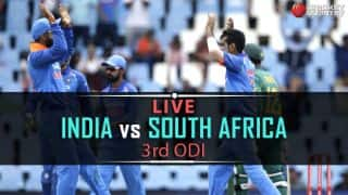 Highlights, India vs South Africa, 3rd ODI at Cape Town: IND win by 124 runs