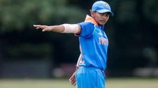 Prithvi Shaw: Ready for India senior team