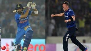 India vs England, 2nd ODI: Virat Kohli vs Jake Ball and other key battles