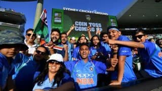 Heavy Indian flavour across Australian cricket grounds adds to Virat Kohli and team's presence