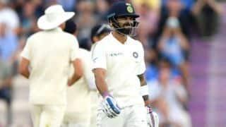 इंग्लैंड में लगातार तीसरी सीरीज में भारत को मिली हार