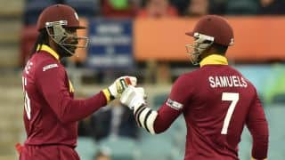 ICC Cricket World Cup 2015: Gayle's record-breaking innings, partnership with Samuels, other highlights