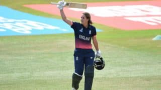 ENG vs NZ, ICC WWC17: Natalie Sciver, Tammy Beaumont steer England to semi-finals