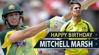 Mitchell Marsh:12 interesting facts about the promising Australian all-rounder