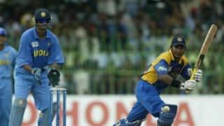 Rahul Dravid salutes Kumar Sangakkara ahead of his last Test