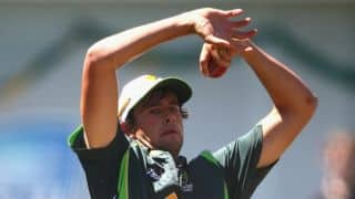 Ashton Agar credits simple bowling plans, adaptation to wicket for win over India A