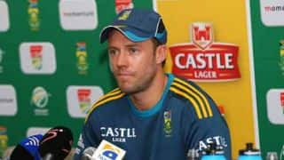 De Villiers: We showed what we are capable of