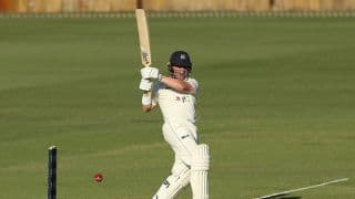 Sheffield Shield final: Marcus Harris 141 steers Victoria to 266/6