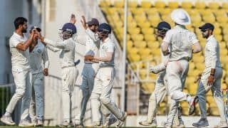 Ranji Trophy final: Vidarbha become sixth team to defend title