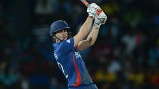 ICC World T20 2014: Craig Kieswetter to replace injured Luke Wright