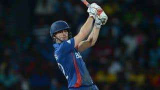 ICC World T20 2014: Craig Kieswetter to replace injured Luke Wright