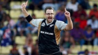 Vettori to miss CLT20 2014