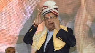 N Srinivasan seeks Supreme Court's permission to contest BCCI elections