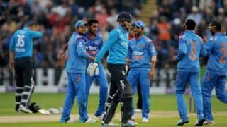 Live Cricket Score: India vs England 3rd ODI at Trent Bridge