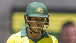 The 'wheel will turn' for feeble Australia batting: Aaron Finch
