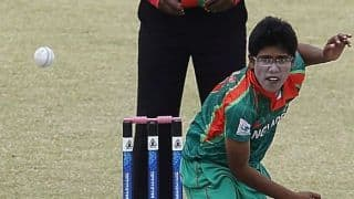 Bangladesh spinners run through UAE in ICC Women's World T20 Qualifier