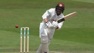 Alec Stewart: Rory Burns should replace Alastair Cook in Test Cricket for England