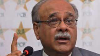 Pakistan Cricket Board Chairman Najam Sethi wants meeting with Rashid Latif