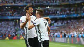 Euro 2016: Germany register easy 3-0 win against Slovakia to enter quarterfinal