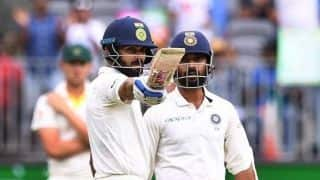 Virat Kohli hits 25th Test century, equals Sachin Tendulkar's record of six tons in Australia