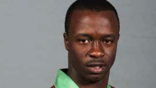 Kemar Roach escapes serious injury following car accident