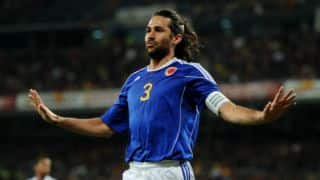 Yepes expects 'complicated' game against Greece