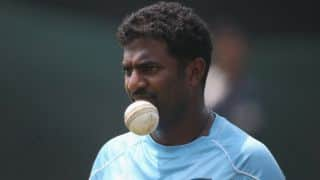 Sri Lanka Cricket lodge complaint against Muralitharan